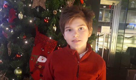 Interviu cu Andrei, 10 ani, despre târgurile de vânzare de Crăciun de la KEN Academy