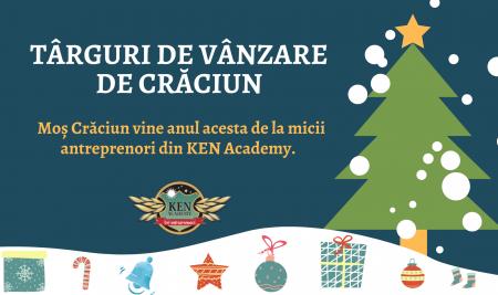 Târgurile de vânzare de Crăciun KEN Academy